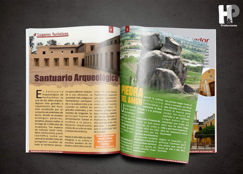 PACHACÁMAC - Guía Turística 2014 2