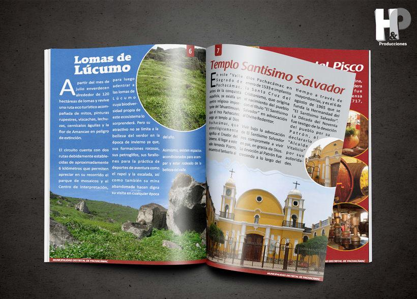 PACHACÁMAC - Guía Turística 2014 3