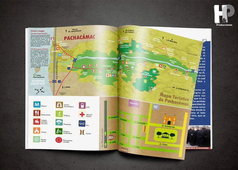 PACHACÁMAC - Guía Turística 2014 5
