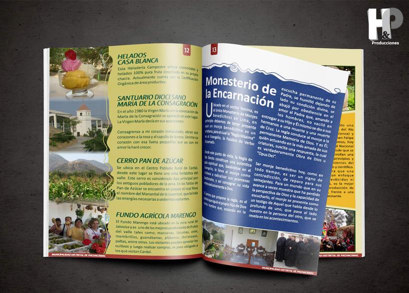 PACHACÁMAC - Guía Turística 2014 6