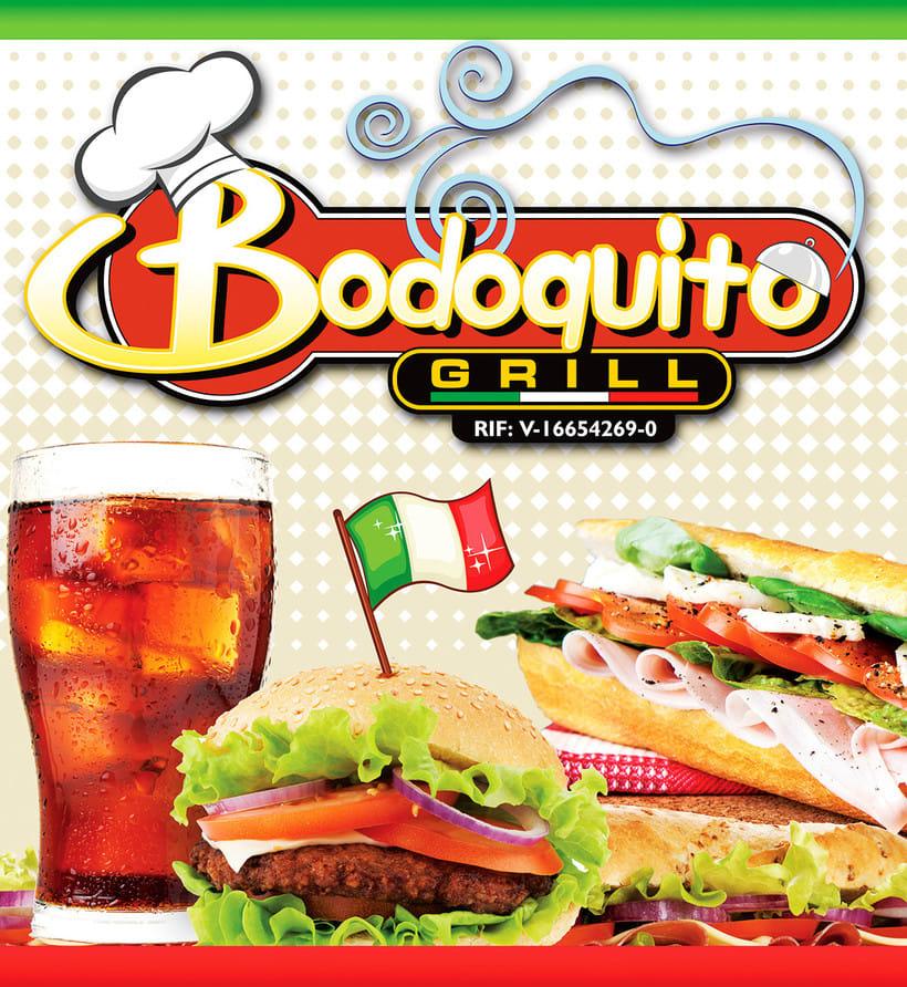 Bodoquito Grill / Comida Rapida 1