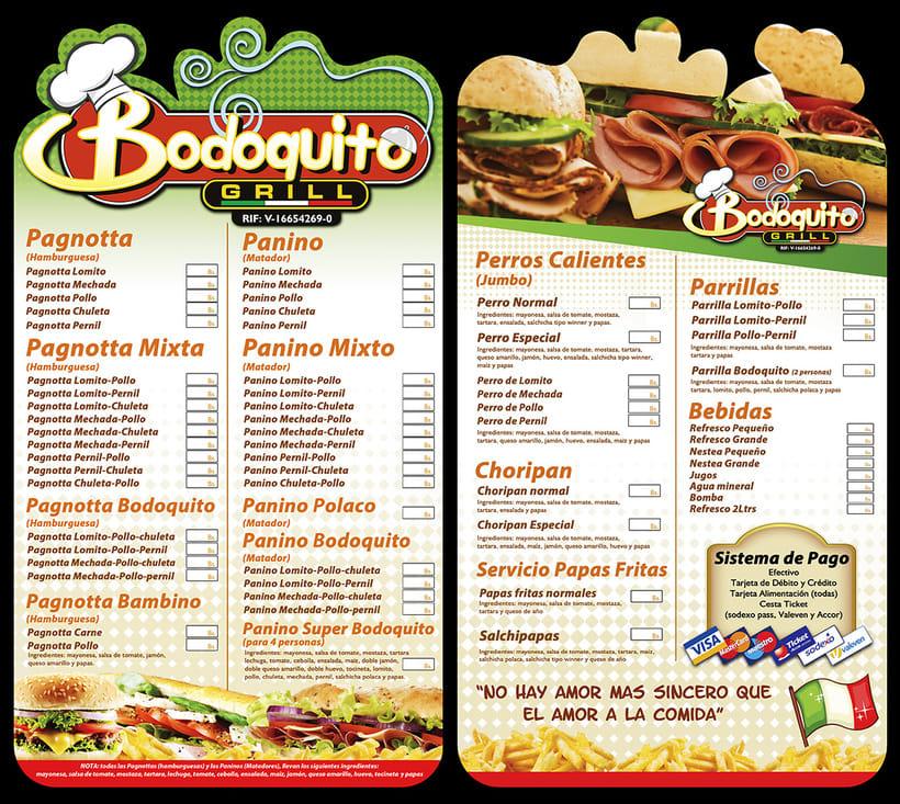 Bodoquito Grill / Comida Rapida 2