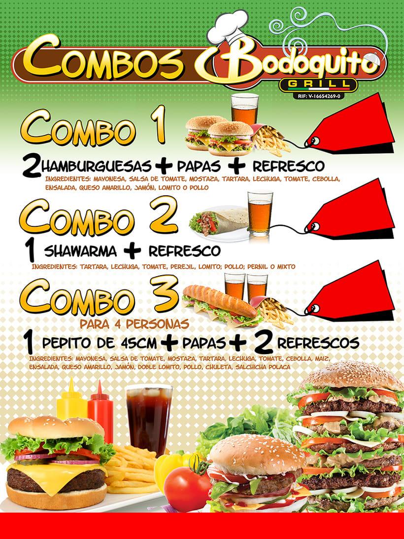 Bodoquito Grill / Comida Rapida 3