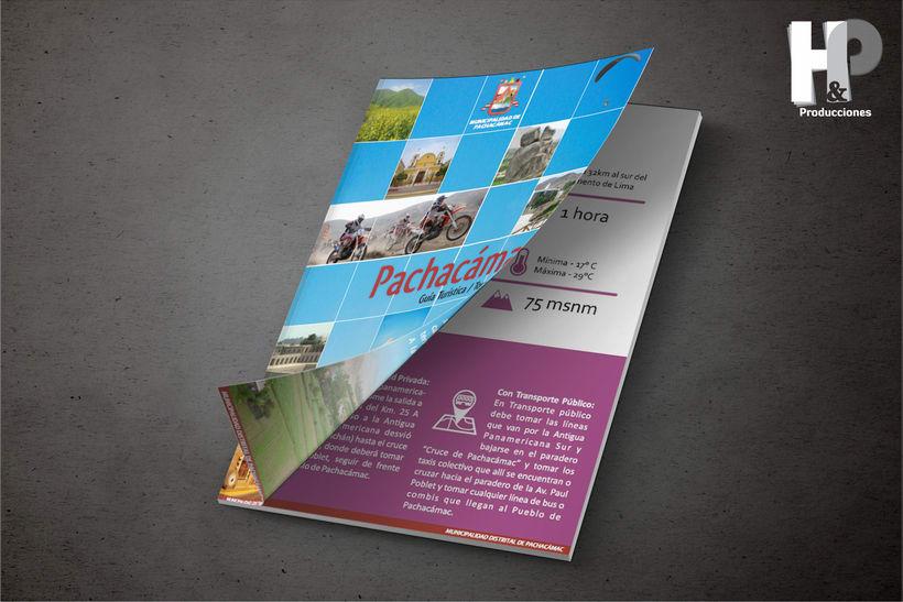 PACHACÁMAC - Guía Turística 2014 0