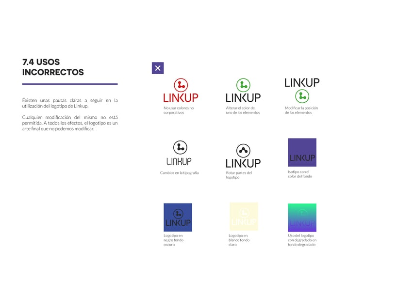 Plataforma Linkup 7