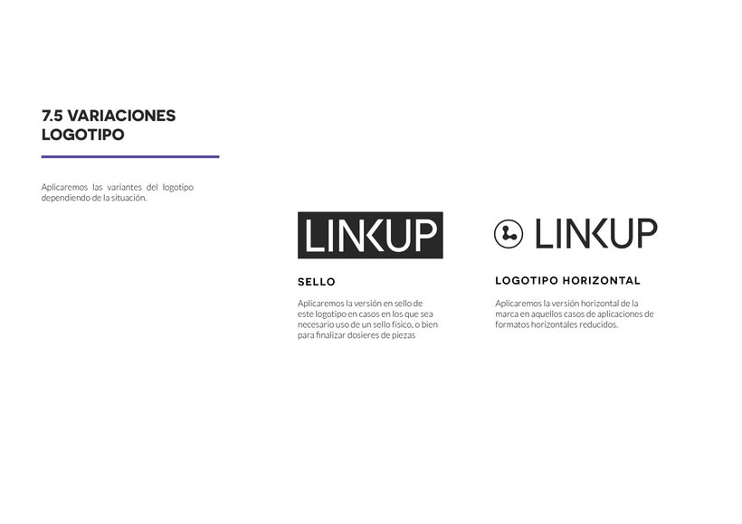 Plataforma Linkup 8