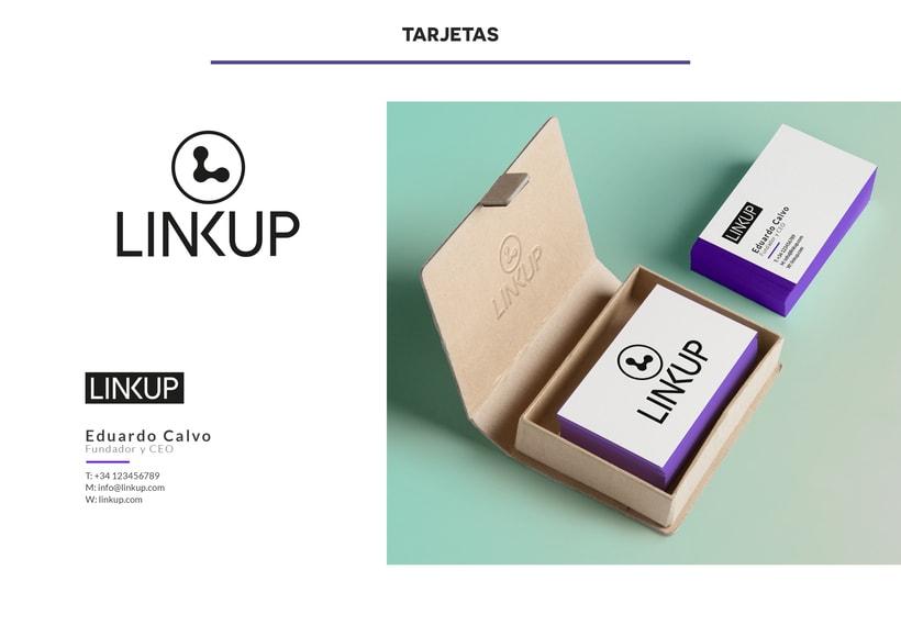 Plataforma Linkup 27