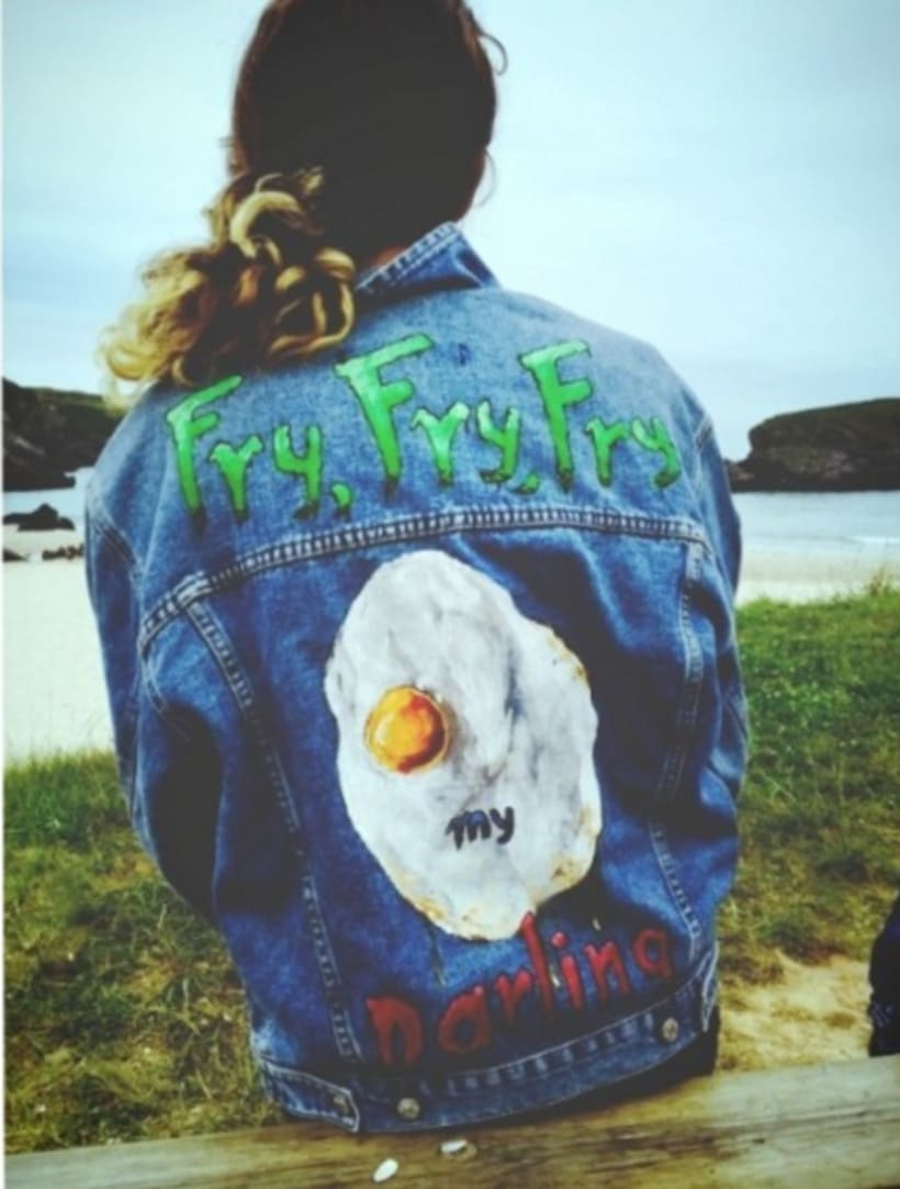 Handpainted Jackets 3