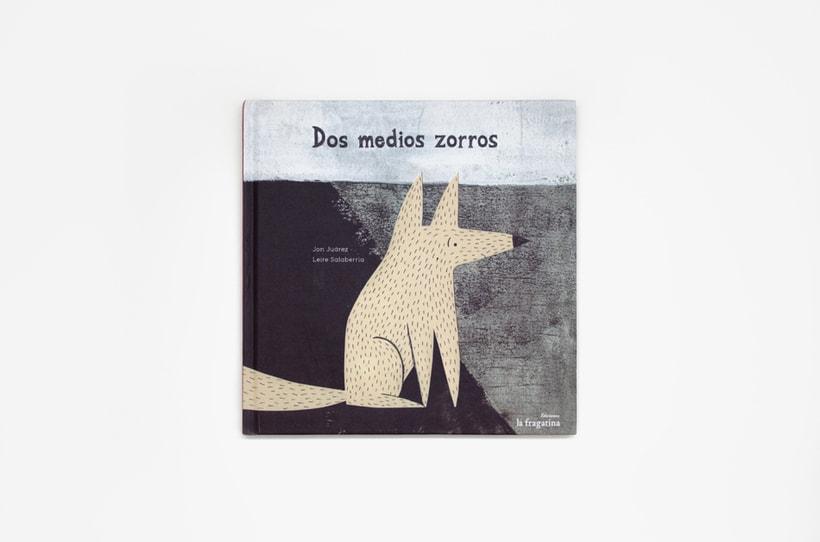 Dos medios zorros 1