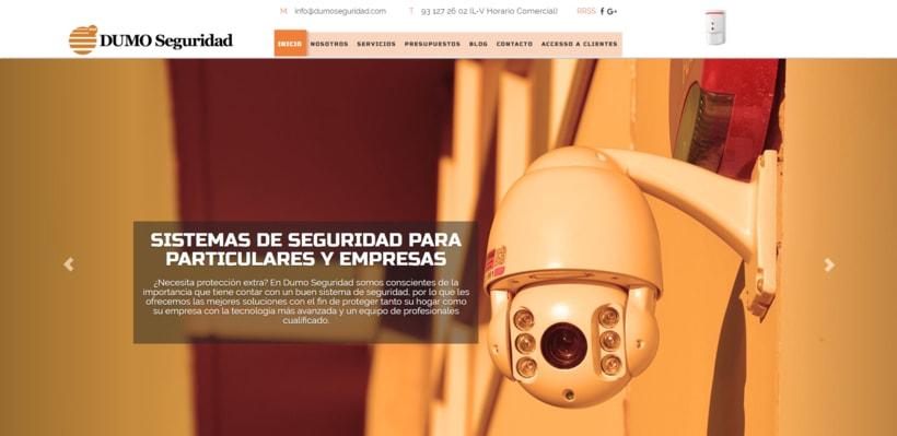 Instalación de cámaras de seguridad en Barcelona 0