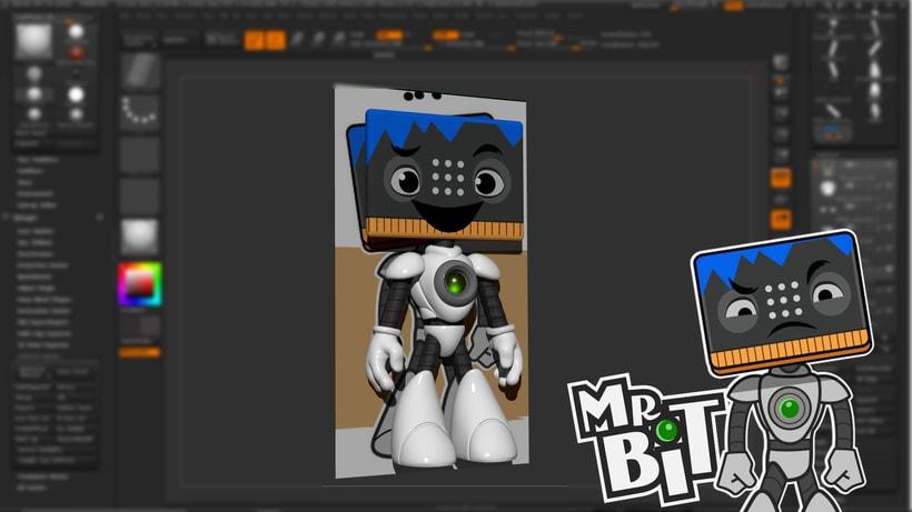 Mr BIT 8