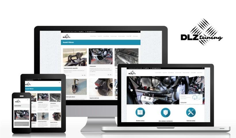 Página web · DLZtuning 0