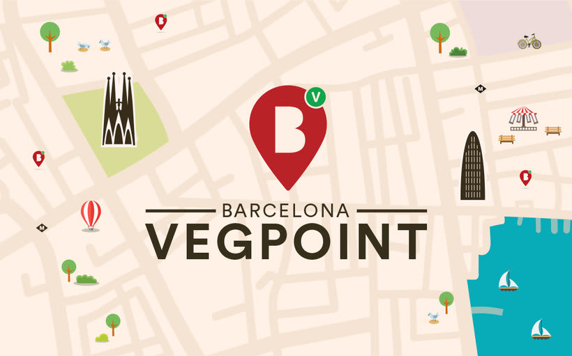 BCN VegFriendly - BCN VegPoint  2