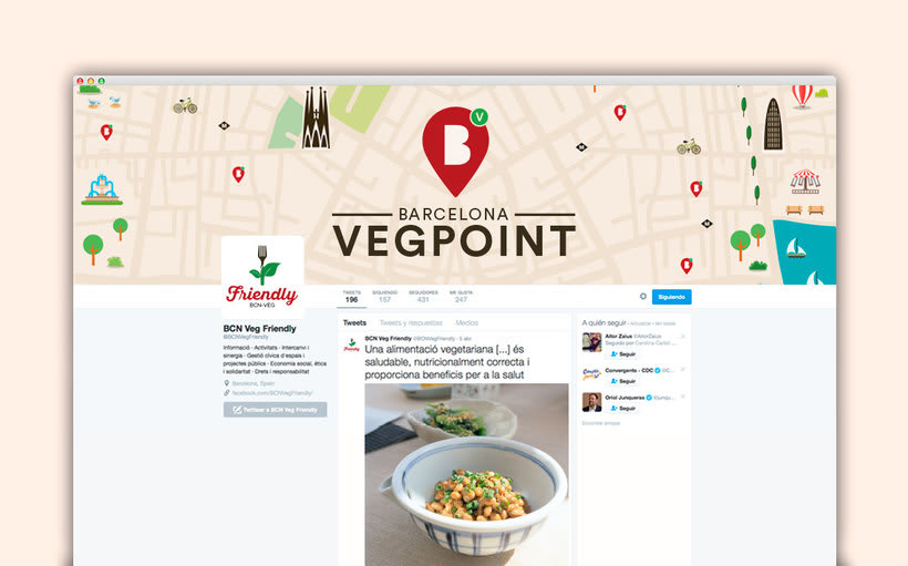 BCN VegFriendly - BCN VegPoint  3