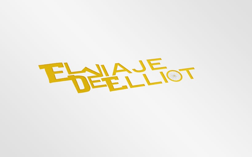 Logo - El viaje de Elliot 0