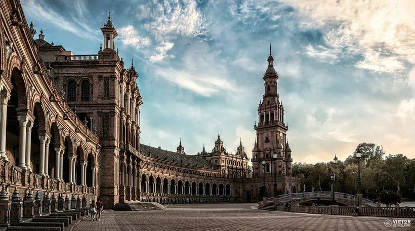 Fotografías de Córdoba y Sevilla (España) 13