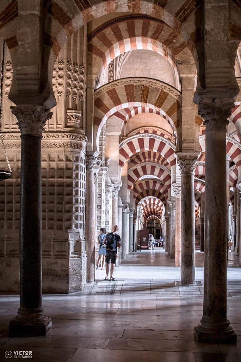 Fotografías de Córdoba y Sevilla (España) 4