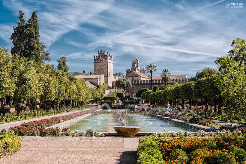 Fotografías de Córdoba y Sevilla (España) 1