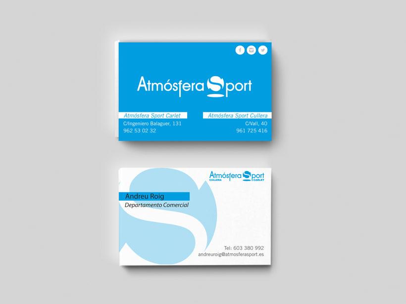 Colaboración con Atmósfera Sport 5