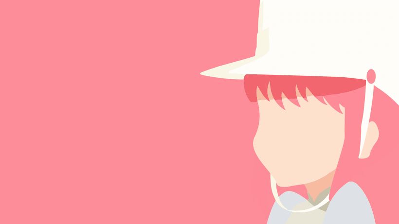 Flat & Minimal Characters 11