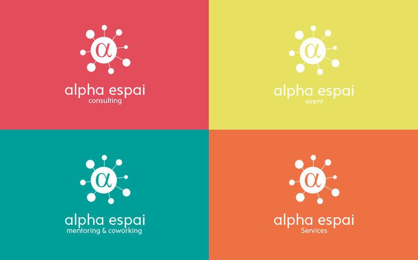 Alpha espai 0