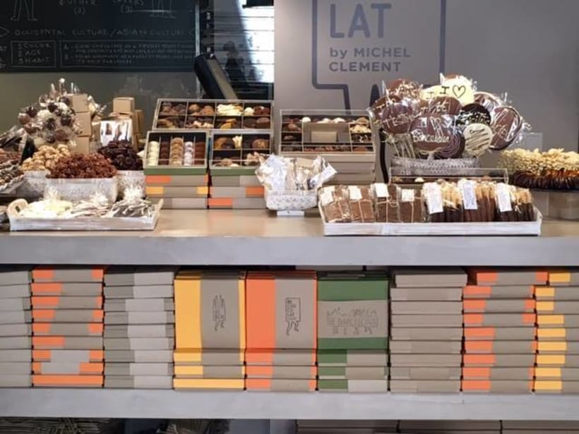 Be Chocolate Gotic / Barcelona Colaboration with Zazurca&Co 1