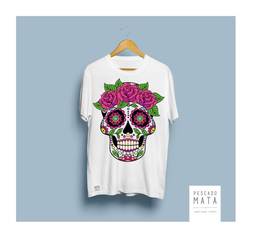 P E S C A D O M A T A · graphic design · branding · 1