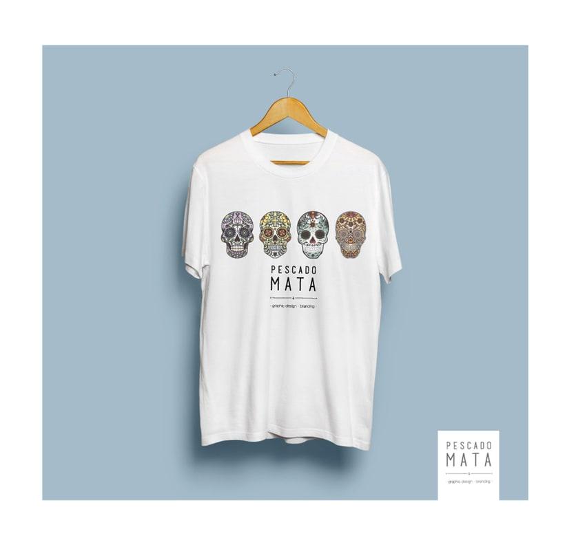 P E S C A D O M A T A · graphic design · branding · 3