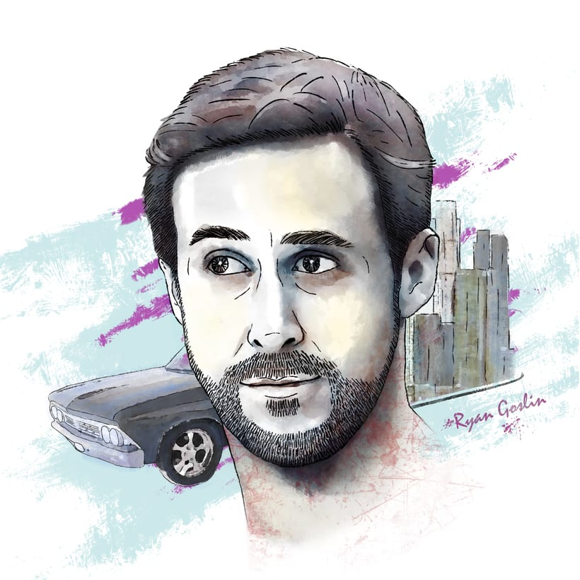 Ryan Goslin: Drive 0