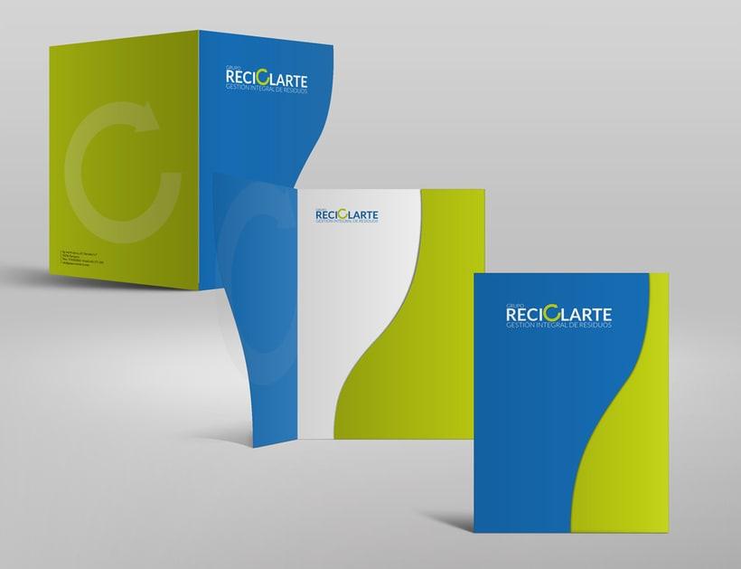 Rebranding Reciclarte 4