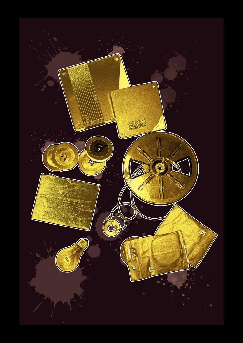 """Ilustraciones para la novela """"Fight Club"""" (1/3 tomo, primeros 10 capítulos) 2"""