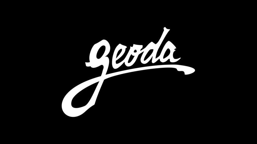Branding GEODA (Rock Band) 3
