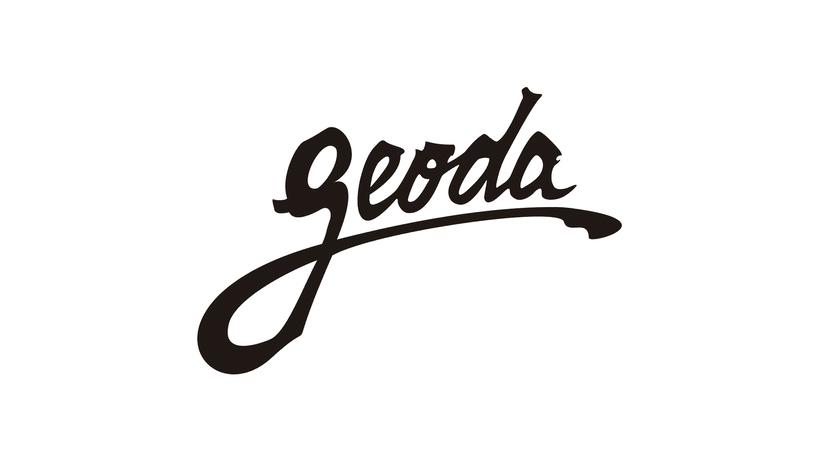 Branding GEODA (Rock Band) 1