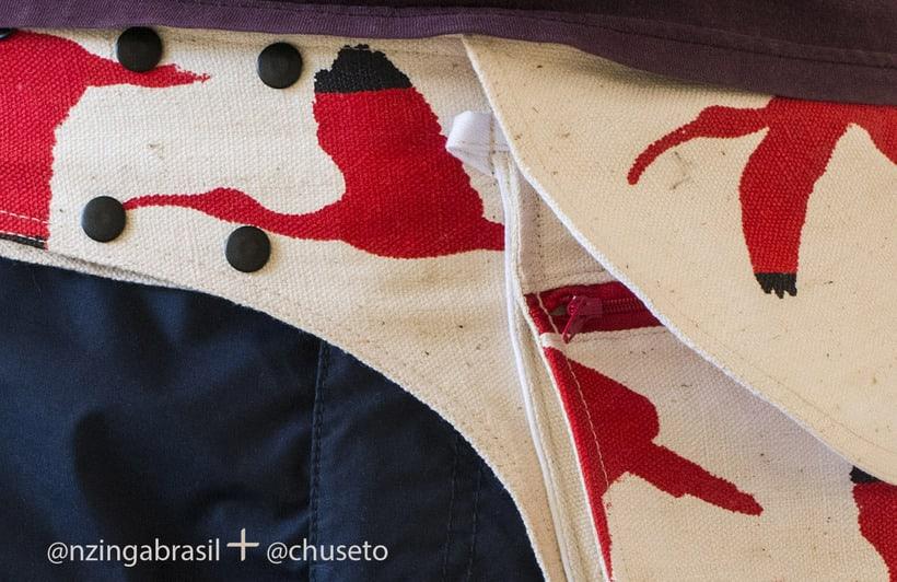 Serigrafía tradicional para diseño textil 2