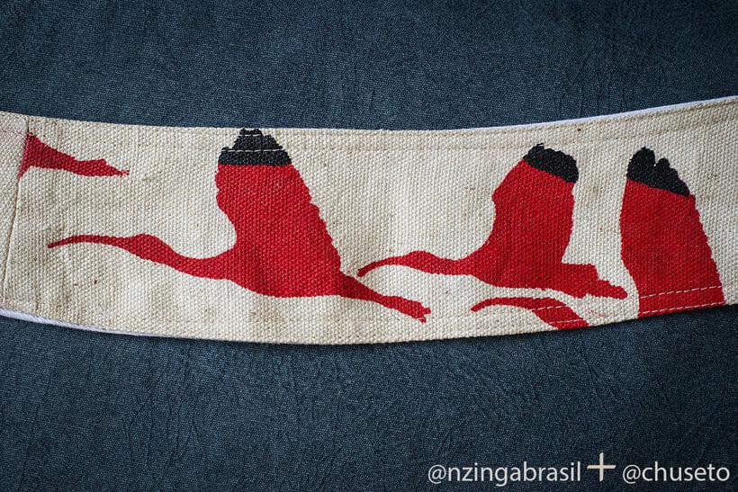 Serigrafía tradicional para diseño textil 5