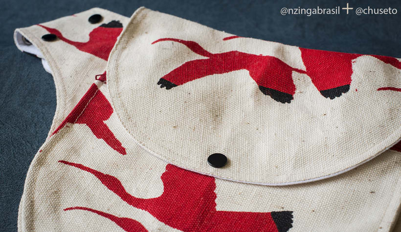 Serigrafía tradicional para diseño textil 7