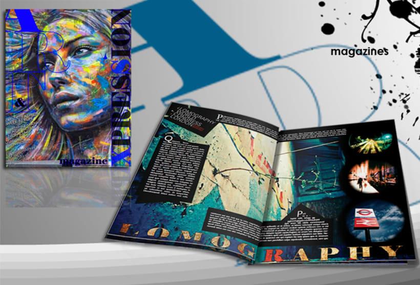 Diseño gráfico y Maquetación 7