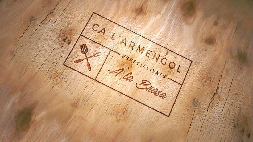 RESTAURANT - CA L'ARMENGOL  0