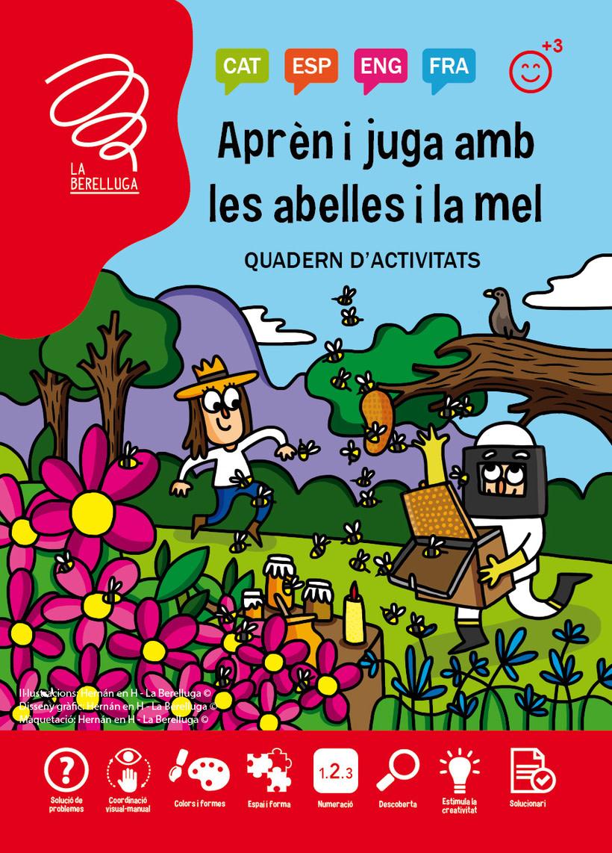 Quaderns d'activitats - La Berelluga © 1