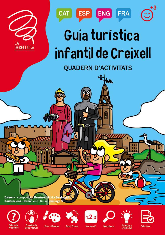 Quaderns d'activitats - La Berelluga © 4