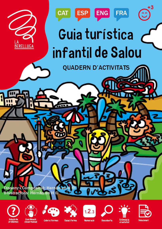 Quaderns d'activitats - La Berelluga © 7