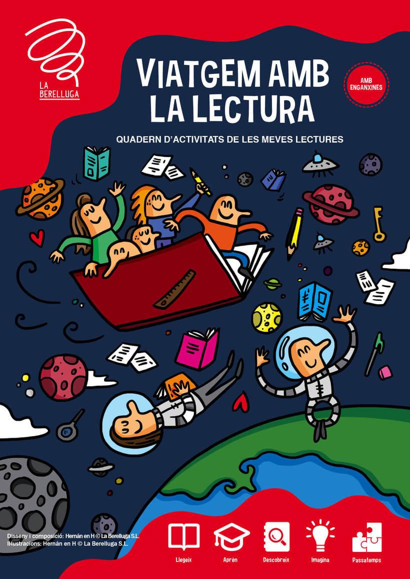 Quaderns d'activitats - La Berelluga © 8