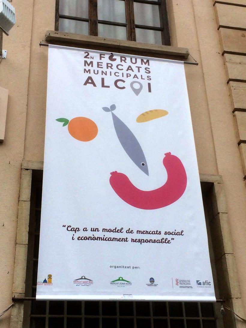 Evento 2n FÒRUM MERCATS MUNICIPALS D'ALCOI 2017 5