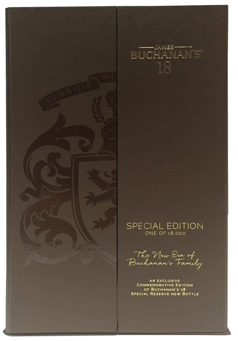 Buchanan´s edición especial -1