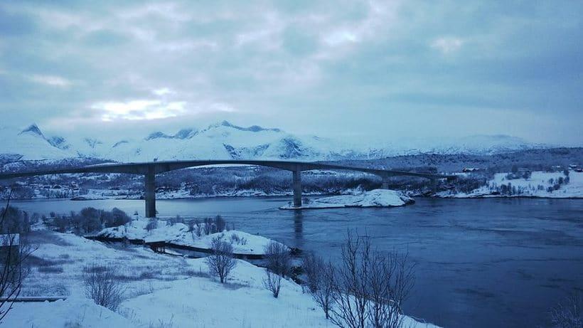 Norge I - En snørik verden | Bodø 0