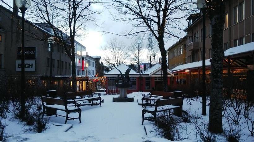 Norge I - En snørik verden | Bodø 1