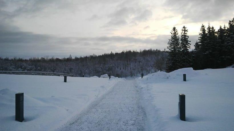 Norge I - En snørik verden | Bodø 2