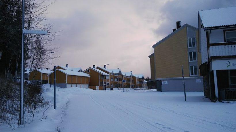 Norge I - En snørik verden | Bodø 4