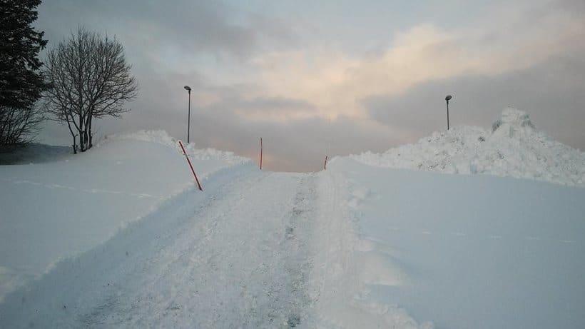 Norge I - En snørik verden | Bodø 6