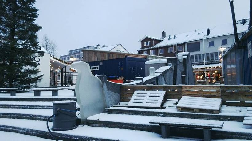Norge I - En snørik verden | Bodø 7